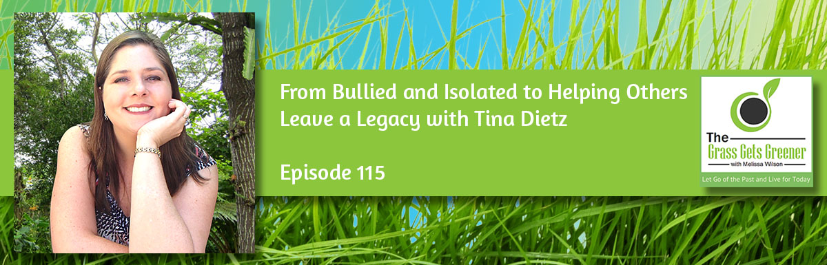 From Bullied and Isolated to Helping Others Leave a Legacy
