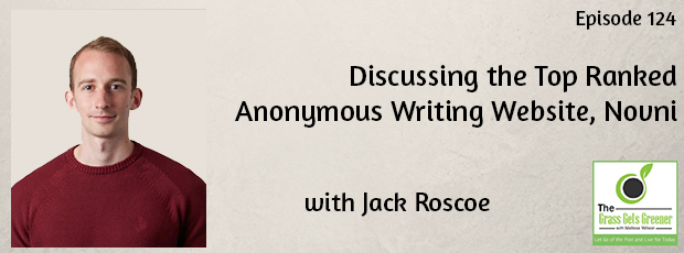 Discussing the Top Ranked Anonymous Writing Website, Novni with Jack Roscoe